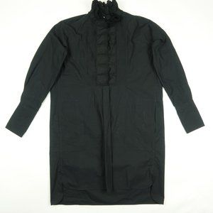 Isabel Marant Etoile Black Mora Cotton Dress